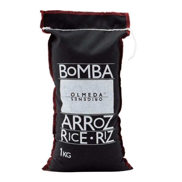 BOMBA RICE (VALENCIA)