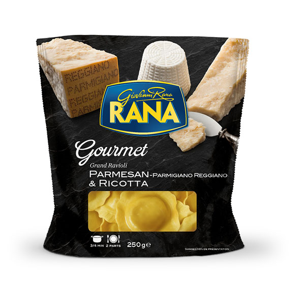 GRAND RAVIOLI PARMIGIANO REGGIANO