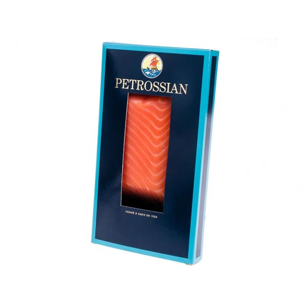 TSAR CUT SMOKED SALMON (CENTERPIECE FILLET) 500G TO 800G VACUUM PACKED